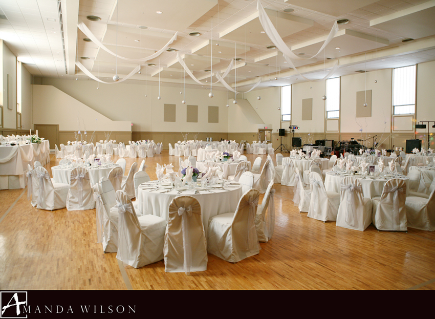 St Nicholas Has A Great Space For Receptions Called The